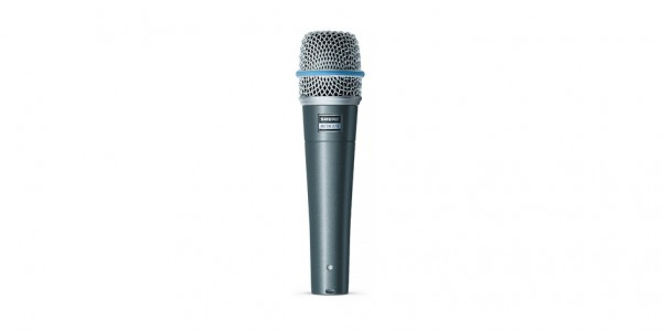 Shure  Dynamic Moving Coil Microphone -BETA-57A