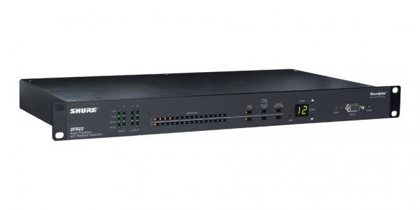 Shure Audio Processor AUDIO PROCESSOR DFR-22