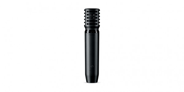 Shure Cardioid Condenser Instrument Microphone Microphone - PG-81