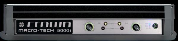 Crown Power Amplifier MA-5000i