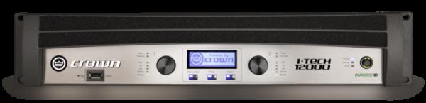 Crown Power Amplifier I-Tech -12000HD