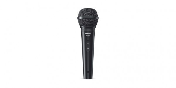 Shure  Dynamic Vocal Hand Held Microphone  -SV-200