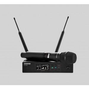 Shure  Digital  Wireless Microphone System Microphone - QLXD24/KSM9
