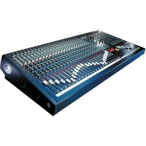 Soundcraft 24-Channel Mixer LX7ii-24