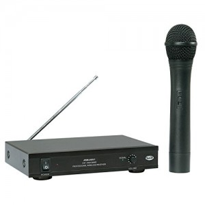 AHUJA VHF WIRELESS MICROPHONE