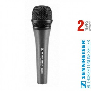 SENNHEISER DYNAMIC VOCAL MICROPHONE E 835