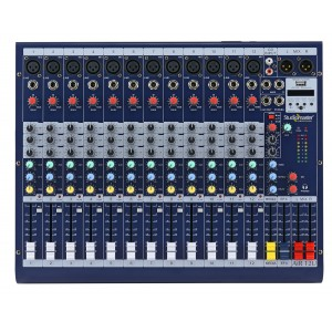STUDIOMASTER ANALOG MIXER AIR 12U