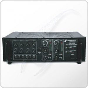 AUDIOTECH 2 ZONE AMPLIFIER ATZ 4000U