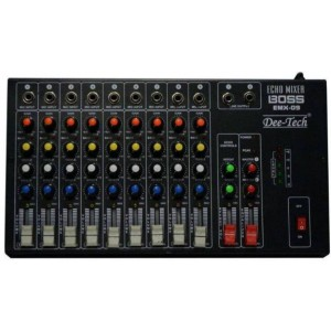 AUDIOTECH MIXER EMX 9USB