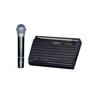 STUDIOMASTER VHF HANDHELD WIRELESS MICROPHONE ER 11 EM 11