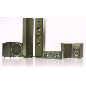 Fusion T Series Active Subwoofer  Speaker (  T50 ,T30 ,T15 ,PSW 110,) Package
