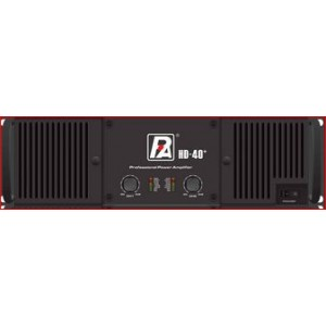 P AUDIO AMPLIFIER HD 40+