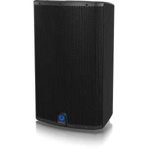 "Turbosound 2500 Watt 2 Way 15"" Powered Loudspeaker with KLARK TEKNIK DSP Technology, Speaker Modelling and ULTRANET Networking Active Speaker IQ-15"