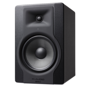 M AUDIO POWERED STUDIO REFERENCE MONITOR BX8 D3