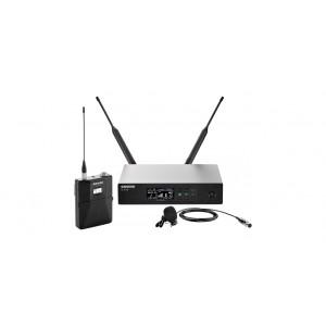 Shure  Lavalier Wireless Microphone System - QLXD14/WL185