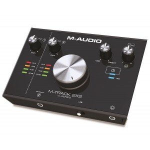 M AUDIO SOUND CARD M TRACK 2*2MC