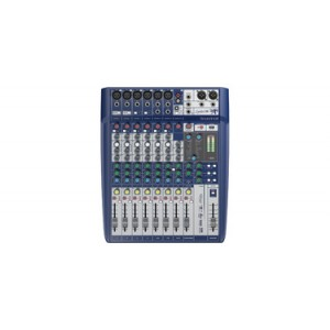 SOUNDCRAFT AUDIO MIXER SIGNATURE 10