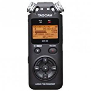 TASCAM DIGITAL RECORDER DR 05