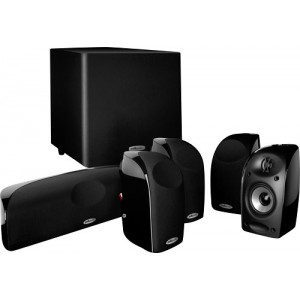 Blackstone Series Polk Audio Speaker System TL1600