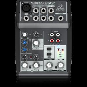 XENYX-502