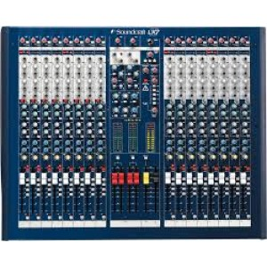 SOUNDCRAFT AUDIO MIXER LX7II 16
