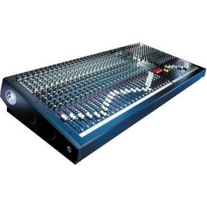 Soundcraft 24-Channel Mixer LX7ii-24