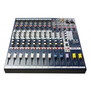 SOUNDCRAFT AUDIO MIXER EFX 8