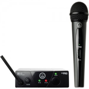 AKG HANDHELD WIRELESS MICROPHONE WMS 40MINI