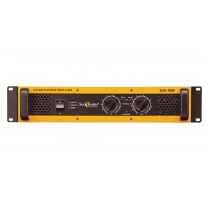 STUDIOMASTER POWER AMPLIFIER DJA 1600