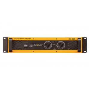 STUDIOMASTER POWER AMPLIFIER DJA 2500