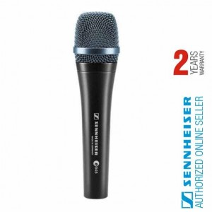 SENNHEISER DYNAMIC VOCAL MICROPHONE E 945
