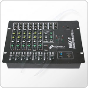 AUDIOTECH MIXER EMX 6 USB
