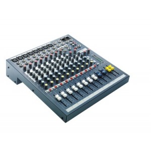 SOUNDCRAFT AUDIO MIXER EPM 8