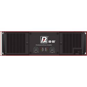 P AUDIO AMPLIFIER HD 60+