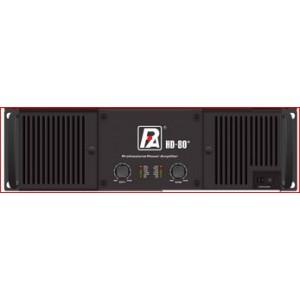 P AUDIO AMPLIFIER HD 80+