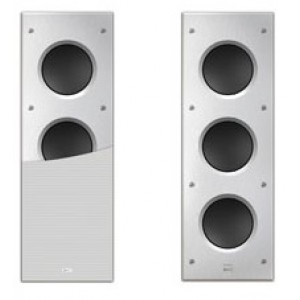KEF Wall Theater Speaker Ci3160RLb -THX
