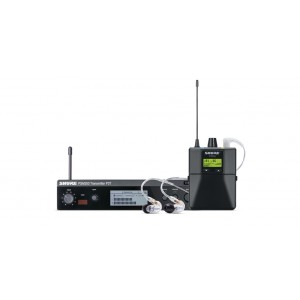Shure Wireless In-Ear Monitor SystemWireless  Stereo In-Ear Personal Monitor System PSM 300