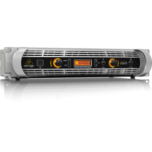 Behringer Power Amplifier - NU-3000DSP
