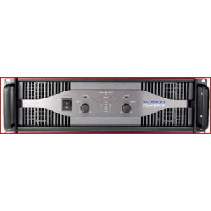 PAUDIO AMPLIFIERS - V 7000