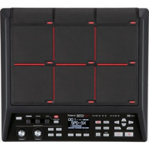 ROLAND SAMPLING PAD SPD SX
