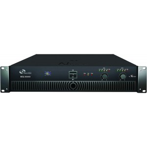 NX AUDIO PROTON LIVE SOUND POWER AMPLIFIER RX 3000 MAKII