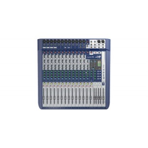 SOUNDCRAFT AUDIO MIXER SIGNATURE 16