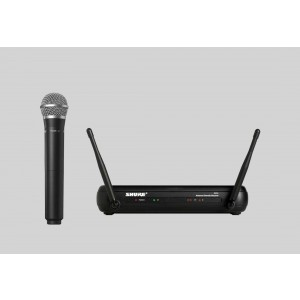 Shure Wireless Handheld Microphone SVX24/ PG58