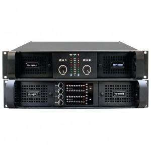 DYNATECH POWER AMPLIFIER TD 10000