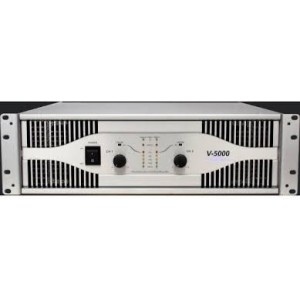 DYNATECH POWER AMPLIFIER V 5000