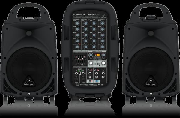 PPA-500BT